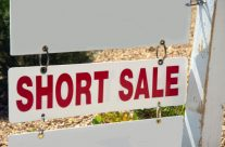 Mortgage qualifying after a credit disruption: short sale
