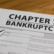 Mortgage qualifying after a major disruption: bankruptcy