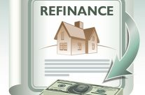 Refinancing with a home equity line